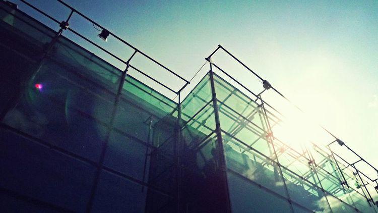Glass Architecture Building Museum Modern Architecture