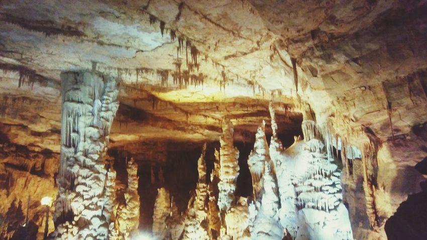 Cathedral Caverns Alabama Huntsvillealabama Underground