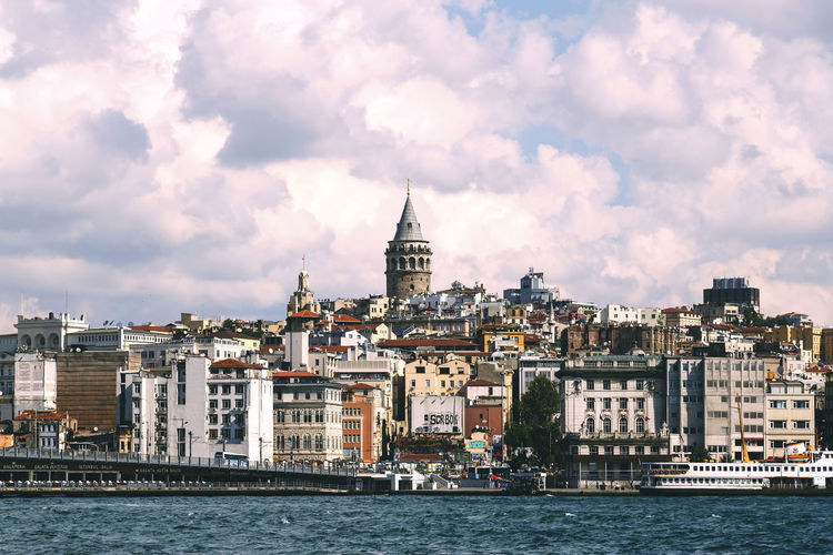 Architecture Building Building Exterior Built Structure Capital Cities  City Cityscape Famous Place Galata Tower History International Landmark Istanbul Istanbul - Bosphorus Istanbul Bosphorus Istanbul City Istanbul Turkey Istanbul Turkey <3 <3 Outdoors Residential District Residential Structure Town