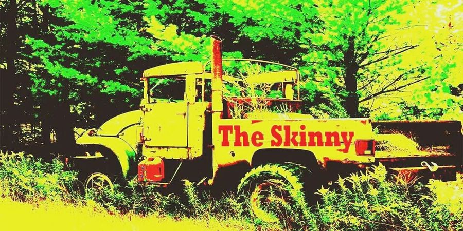 Lesskinny New graphic design. This truck was the coverbof our last album Regression. This is a different angle/view. Cool Edit