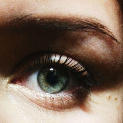 Human Eye Eyebrow People Beauty MyeyeEyelash Real People One Person Me Green Eye