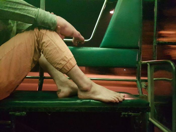 Beggar Leg Foot