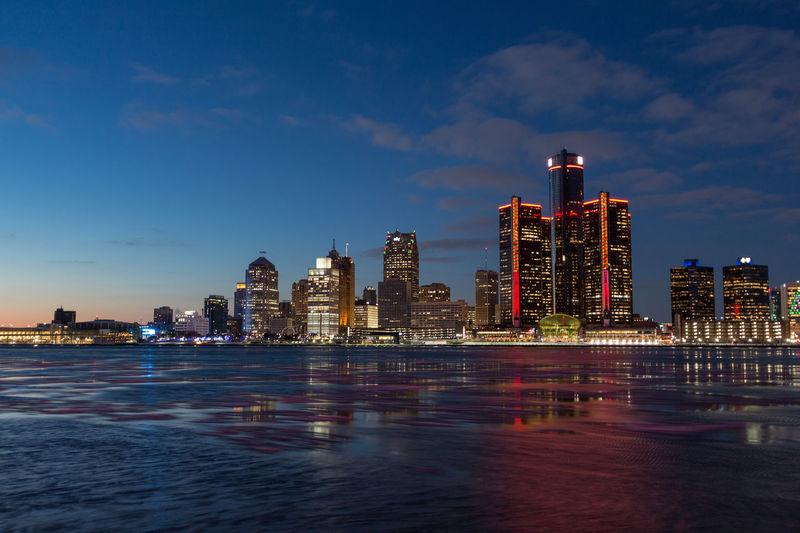 Detroit at