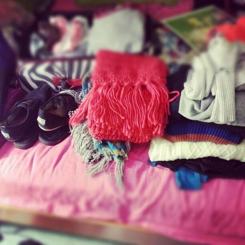 My suitcase is already full and I still have this plus more to pack. F my life Femaleprobs