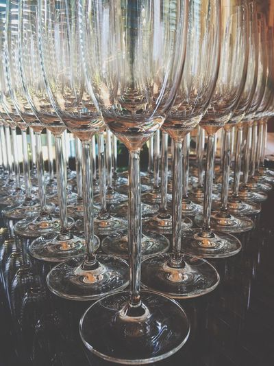 Food And Drink Industry Food And Drink No People Indoors  Wineglass Freshness Close-up Day Party