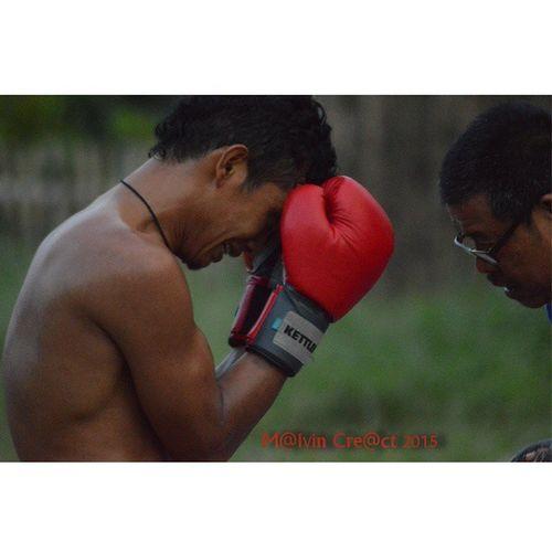 Boxer workout @tanjung...Pertina Simalungun Pematangsiantar Boxer Boxing Sport WBA ...