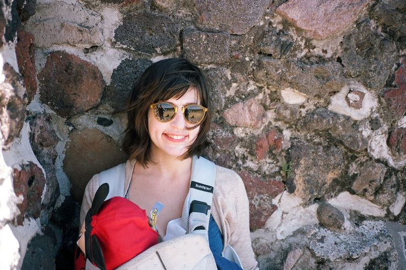 Teotihuacan, Mexico, February 2016 Natural Light Portrait Teotihuacan Contax Contaxt3 Kodak Kodak Portra Kodak Portra160 35mm film Film Film Photography Ishootfilm Feel The Journey Portrait