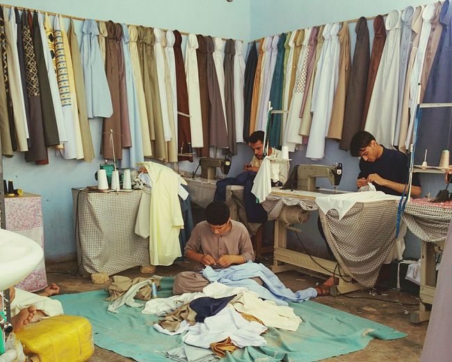 Seamstress Before Eid Afghani Drs Spacial for Afghan People , Working Hard 24hoursaday. Eidmubarak Eid Al Fitr Eid 2016