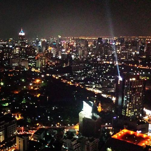 Mojitos at 600 feet Vertigo Moonbar Bangkok