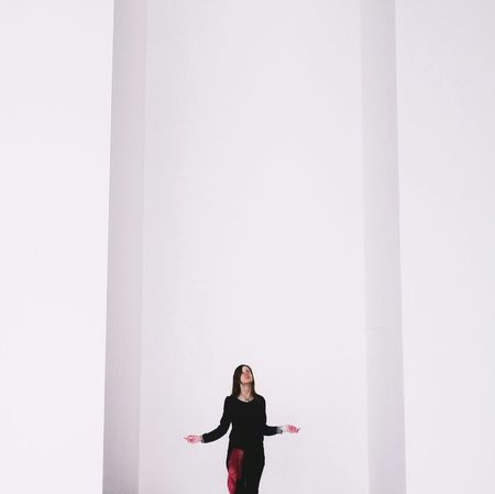 Human being in Mach space (extended version) Minimalism IPSSquare Contemporary Art The Places I've Been Today