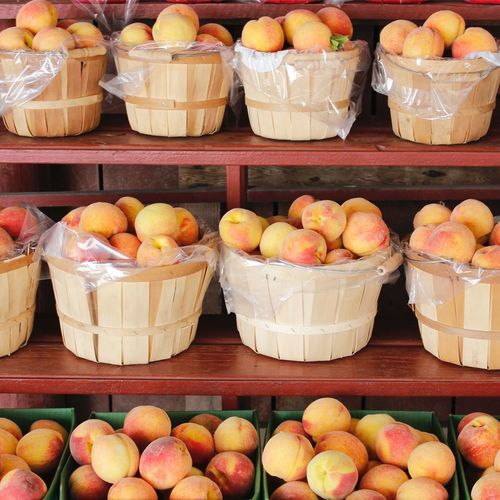 Abundance Apple Apple - Fruit Basket Choice Container Food Food And Drink For Sale Fruit Healthy Eating Large Group Of Objects Market Market Stall No People Orange Peaches Retail  Ripe Sale