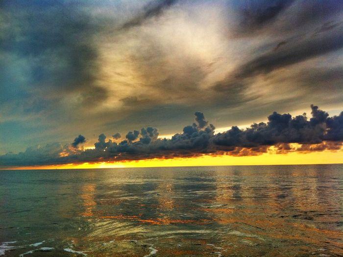 sunrise in the Matrix at Delray Beach Sunrise In The Matrix