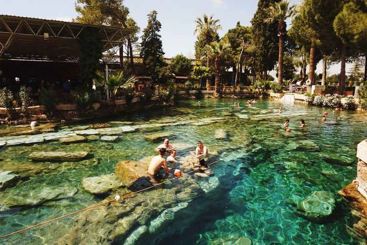 Cleopatra's pool Ancientpool