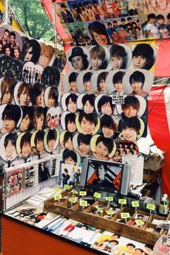 TEEN IDOL STAND A Festival EyeEm Japan