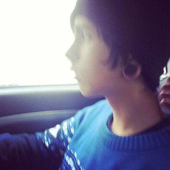 Boy BadKid Alargador Toca chuva frio sobrinho