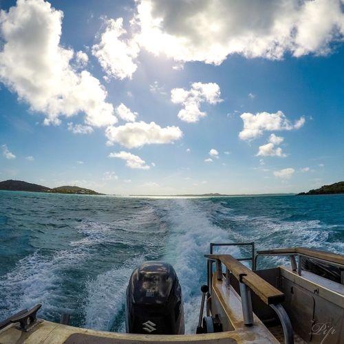 Adventures in the Torres Strait Boat Water Australia Thursday Island Torres Strait Transportation Nautical Vessel Outdoors Sunlight Motion Blue Travel Mode Of Transportation