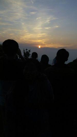 日出东方 泰山