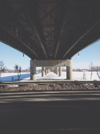 Symetry Bridge Old