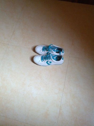 time to go to school. Converse I Love Converse Blue
