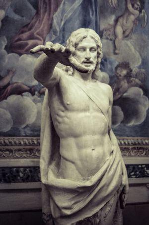 Galeria Borghese (Roma - Italy) Travel Tourism Museum Art Sculpture Statue Indoors  Fine Art Human Representation Borghese Rome Italy