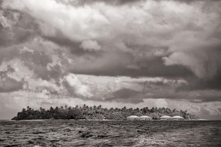 The Maldives -