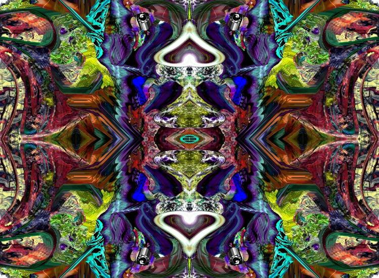 """Lux En Cielo"""" #abstract  #art #Artist #artistic #Multimedia #MyStyle #Rix #Surréalisme #unique #uniquely_me Colorful Multi Colored"""