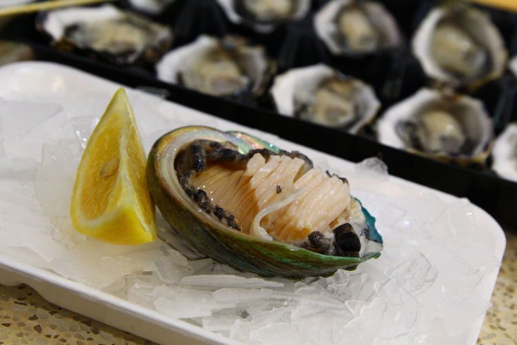 Fresh Abalone Abalone Seafoods Food Making You Hungry Fresh From The Ocean Lunch Mealtime