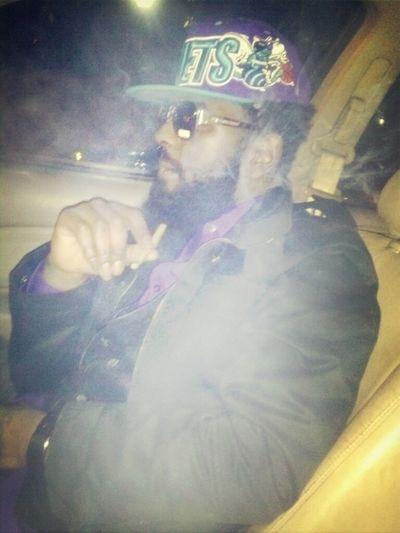 Purple Nd Black