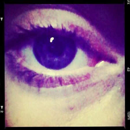 Olho Azul ♥