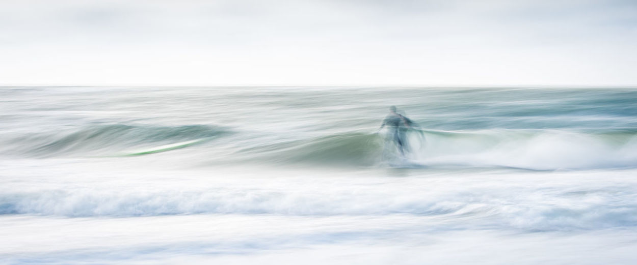 .... in the North Sea waves...Surf's Up Surfers Surfing Panning Northsea Sylt Sylt_collection Waves Ocean Waves Stormy Weather Long Exposure Action Action Shot  Pastel Power