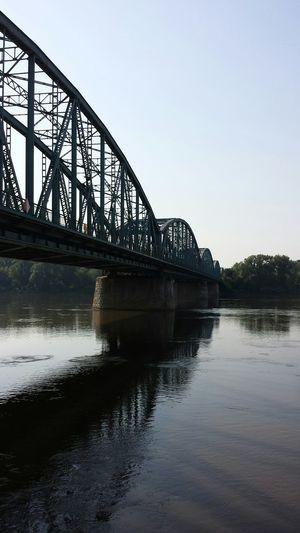 Toruń Poland River Vistula Bridge