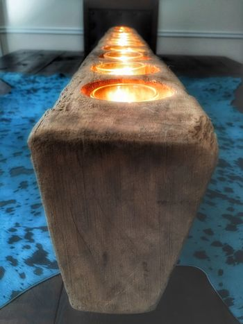 Woodensugarmold Mine Cowhide Candles Turquoisecowhide Table Mytable Litcandles Soft Glow Softglow 43 Golden Moments