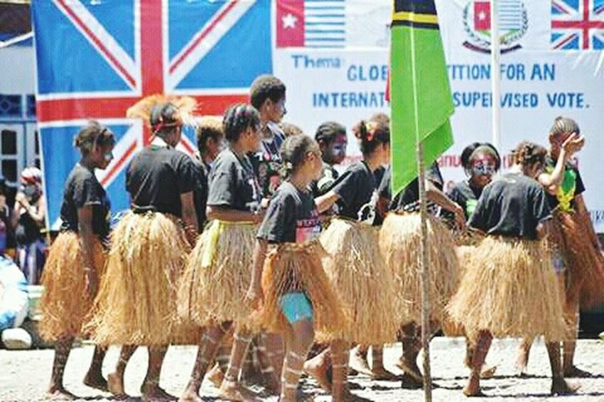 Large Group Of People Traditional Clothing Young Women West Papua People Papua Free Of Indonesia Colonial West Papua Politic Of Freedom West Papua Culture West Papua Girl West Papua Women Patriotism Countrylife Uniform Of West Papua Tradition West Papua Tradition West Papua Want To Free Of Indonesia Colonial.