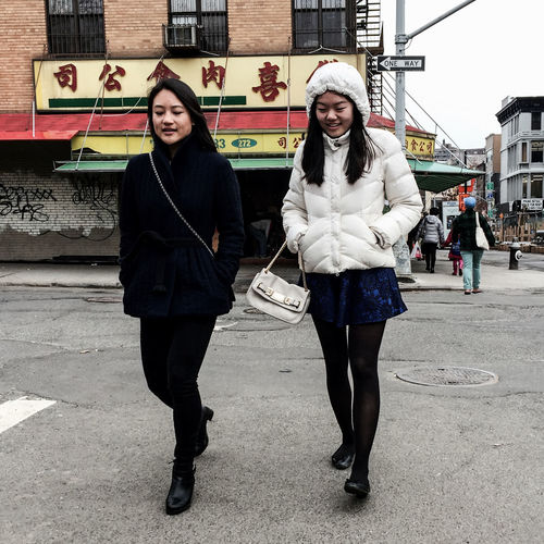 People | China Town Streetphotography Spring2015 NYC Timyoungiphoneography