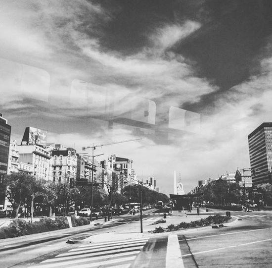 Vista 9 de julio desde la línea 152 Buenos Aires, Argentina Focoflex Buenosaires Photooftheday Jaimesshot