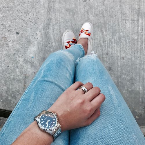 EyeEm Selects Casio Casiowatch Casual Comfort Comfy  Clothes Jeans NeverOutOfStyle