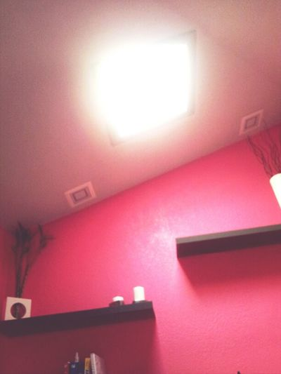 I Dont Even Need To Set An Alarm, Once The Sun Hits My Skylight Im Up.-.-