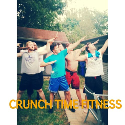 SPREAD the WORD lets make this movement BIG ! CRUNCH TIME FITNESS Gym Time! Crunch Time Enjoying Life Supporting My Team