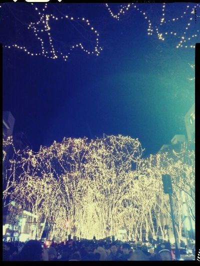 光のページェント 仙台