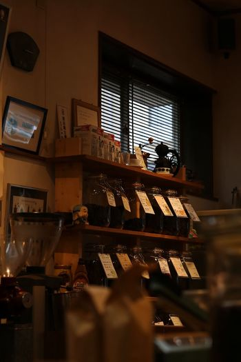 Enjoying Life Taking Photos Relaxing Point Of View Moments Getting Inspired From My Point Of View Life In Motion Objects Shop Light And Shadow Daytime Photography In The Shop  Silent Moment Silence Japan Coffee Japan Photography Glass