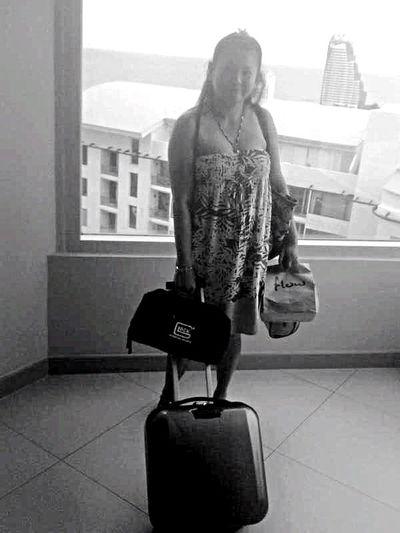 Untold Stories GLOCK Glock17Gen4 B&W Portrait Blackandwhite Traveling Goodbye Badman Go Away from My Life