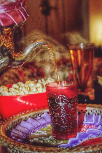 Maroco tea