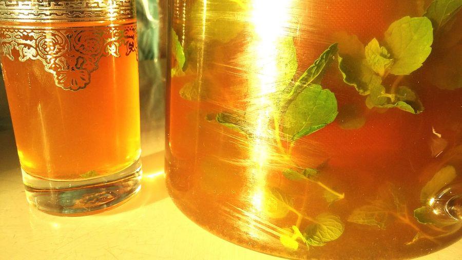 un petit air d'Orient Maroc The Menthe Voyage Thé à La Menthe Drink Food And Drink