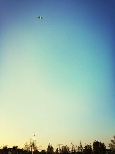 Sunset #sun #clouds #skylovers #sky #nature #beautifulinnature #naturalbeauty #photography #landscape Autumn Drachensteigen Cloudporn #skyporn #beautiful #bestskysever