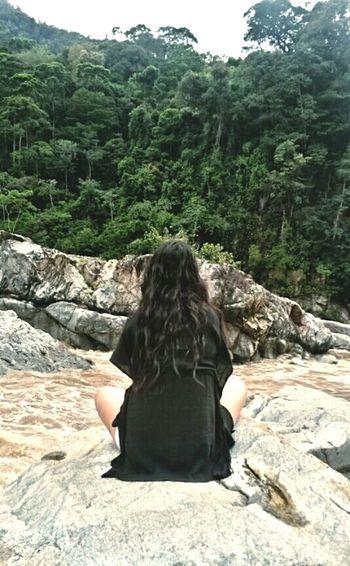 Con ganas de volver.. Rio Cangrejal Honduras