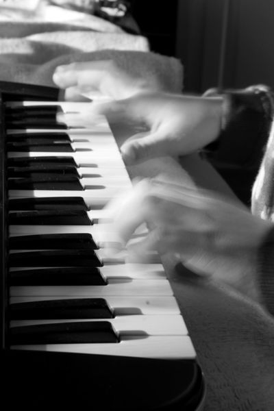 Capturing Motion Human Body Part Music Musical Instrument Performance Piano Piano Key Playing