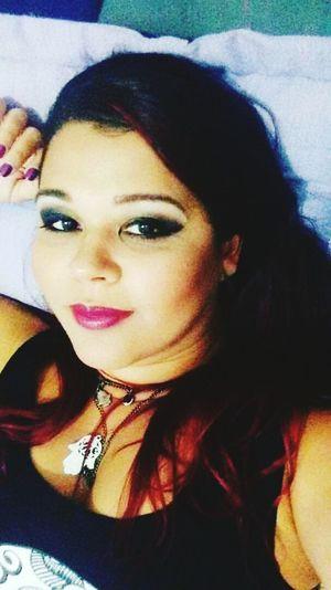 Brasilian Womam Rock Girl Rock'n'Roll Womam Power Rock Singer Beautiful Girl