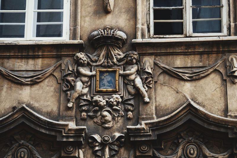 Prague Façade