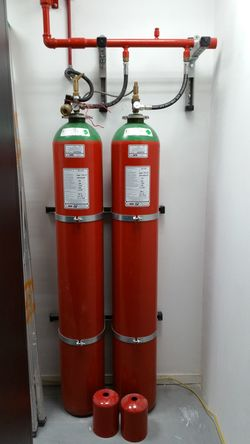 Red Pipe - Tube Indoors  No People Day Close-up Occupational Safety And Health Firefighters Firesuppression System Fire Suppression Fire Safety Fire Service