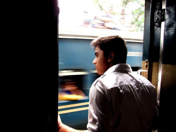 The Moment - 2015 EyeEm Awards The Traveler - 2015 EyeEm Awards EyeEm Bangladesh Train Holiday POV EyeEm Edits Authentic Moments The Great Outdoors - 2015 EyeEm Awards